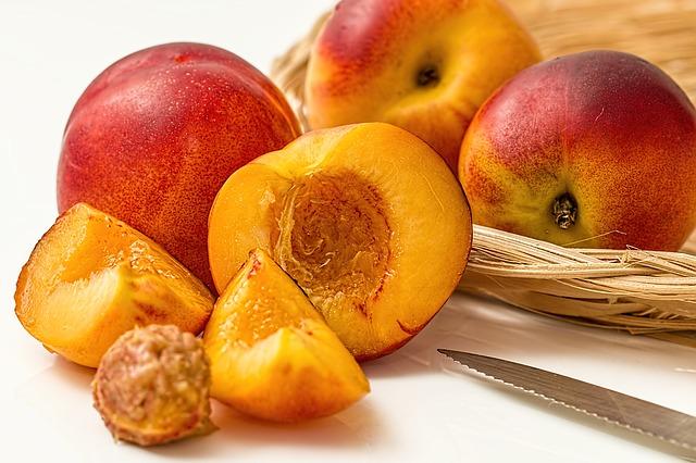 can sugar bears eat peaches